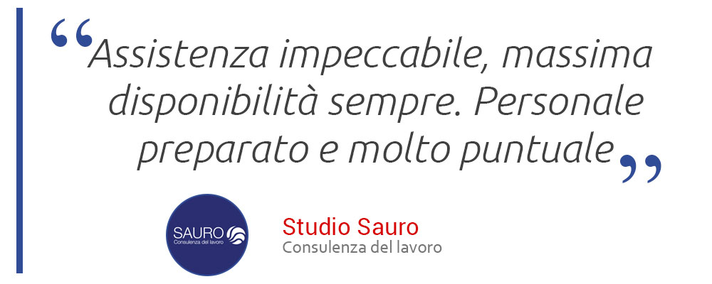 Recensione Studio Sauro
